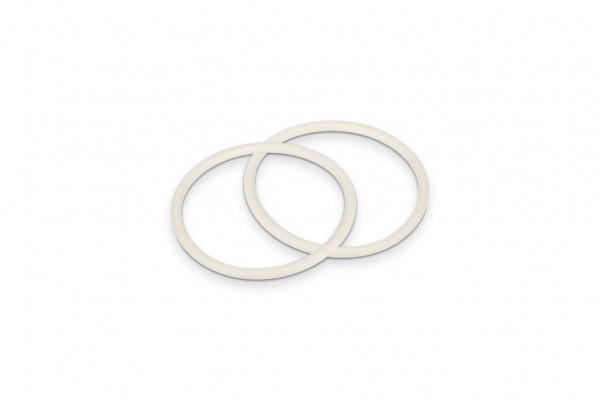 Kautschuk-Ringe weiss 0.3 l