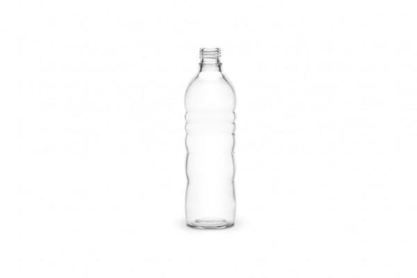 Glasflasche 0.7 l (schmaler Flaschenhals)
