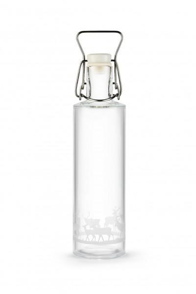 Trinkflasche - Hirschfamilie 0.6 l