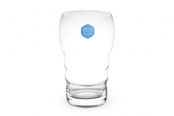 Trinkglas Galileo White 0.5 l