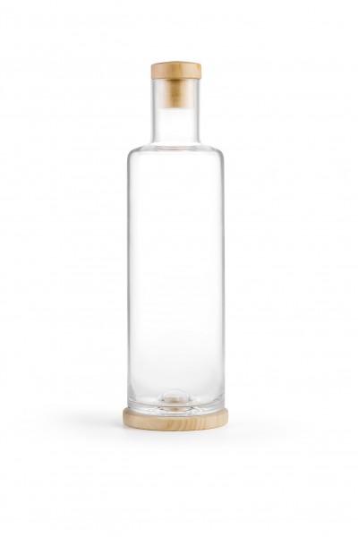 Glaskaraffe ohne Sujet 1.0 l