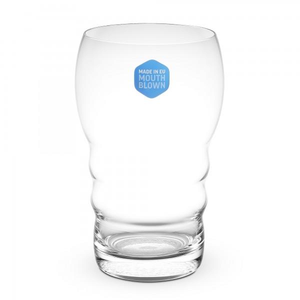 Trinkglas Galileo Weiss 0.5 l
