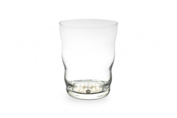 Trinkglas Jasmina Gold 0.3 l