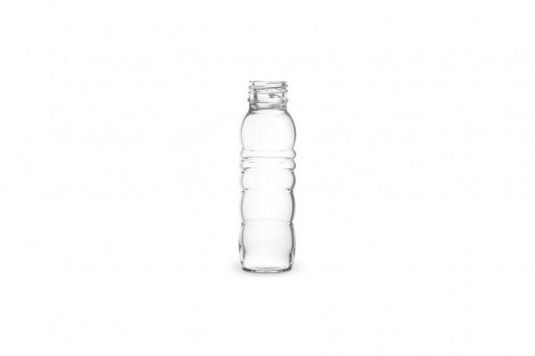 Glasflasche 0.3 l (breiter Flaschenhals)